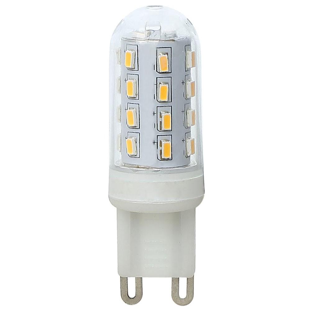 3 watt led leuchtmittel mit g9 sockel lampen m bel leuchtmittel led lampen. Black Bedroom Furniture Sets. Home Design Ideas