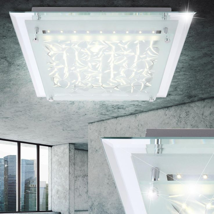 LED ceiling light for the living room – Bild 3