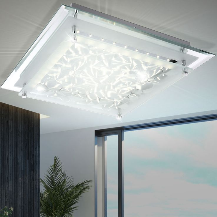 LED ceiling light for the living room – Bild 2