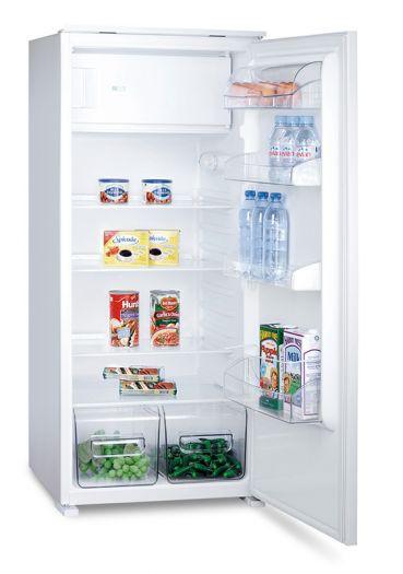 Einbau Kühl-/Gefrierkombination Küche Kühlschrank weiß EEK A++ Bomann KSE 337 – Bild 1