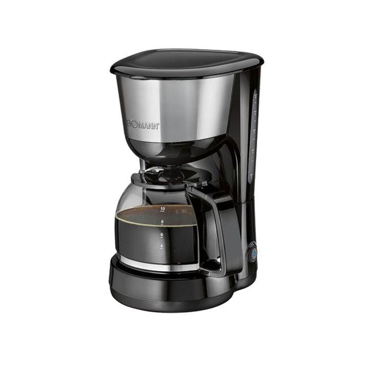 Kaffeemaschine mit 1,25 Liter Wassertank – Bild 1