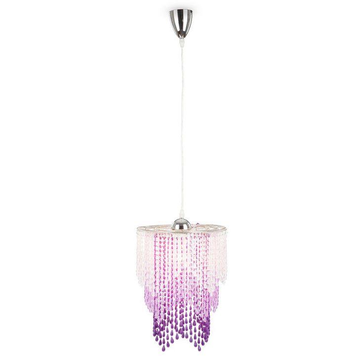 Design Pendel Leuchte Kristalle Decken Lampe Beleuchtung Luster Globo 16002+A1 – Bild 1
