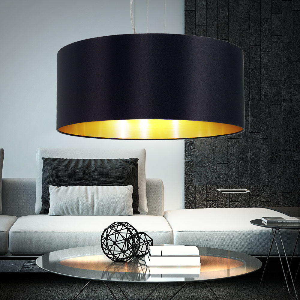 lampe gold schwarz simple kupfer hangelampe with lampe gold schwarz lampe with lampe gold. Black Bedroom Furniture Sets. Home Design Ideas