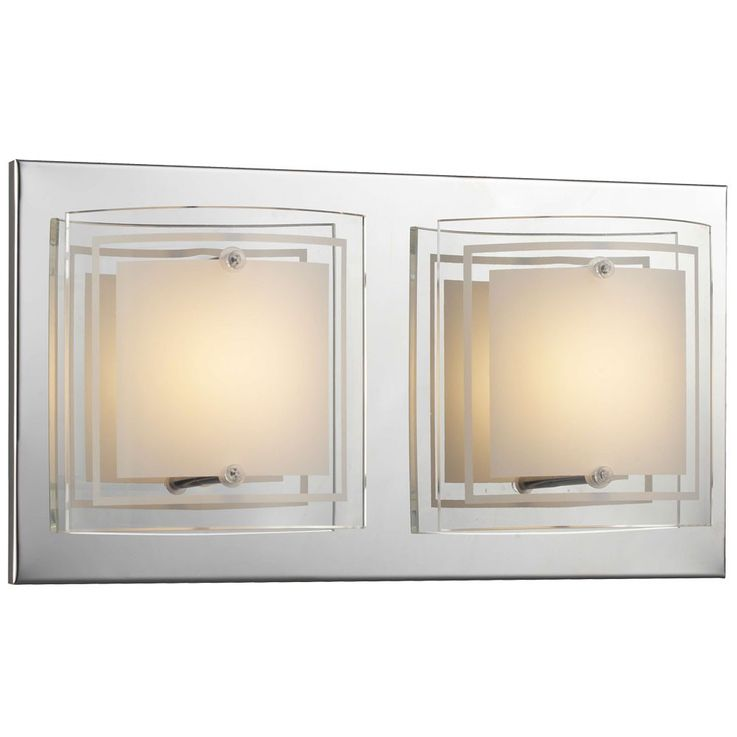 10 Watt COB LED wall lights bed and breakfast satin chrome glass lamp Esto 740020-2 – Bild 1
