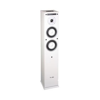 Music box speaker USB SD Bluetooth Hi-fi compact system home theater white – Bild 1