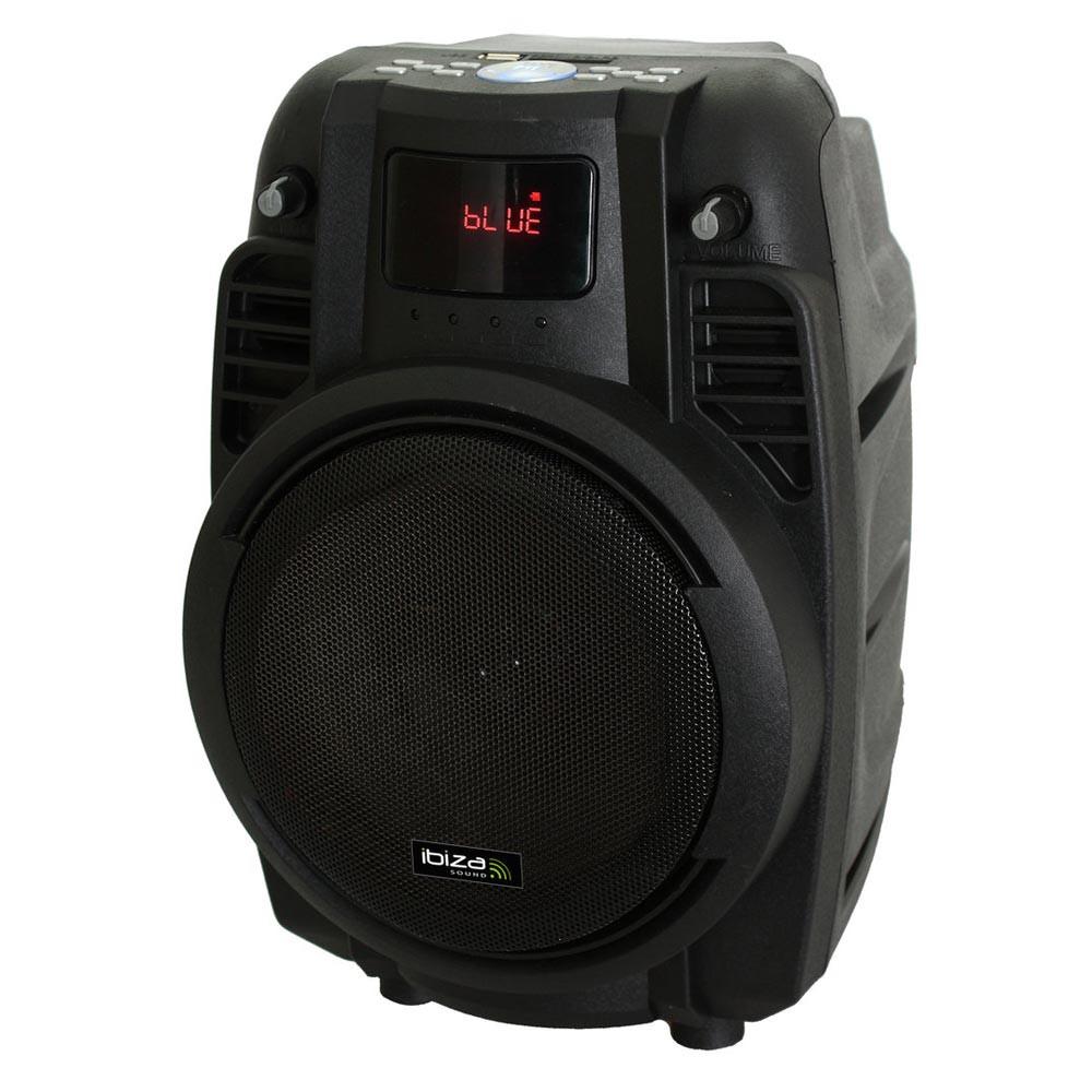 50W Mobile Musikanlage mit USB/SD/BT und Aufnahmefunktion