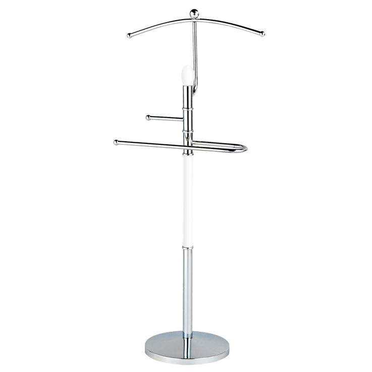Design Mute Servant Hallway Dressing Stand Shirt Wardrobe Rod Clothes Wood BHP B990716  -3 – Bild 1