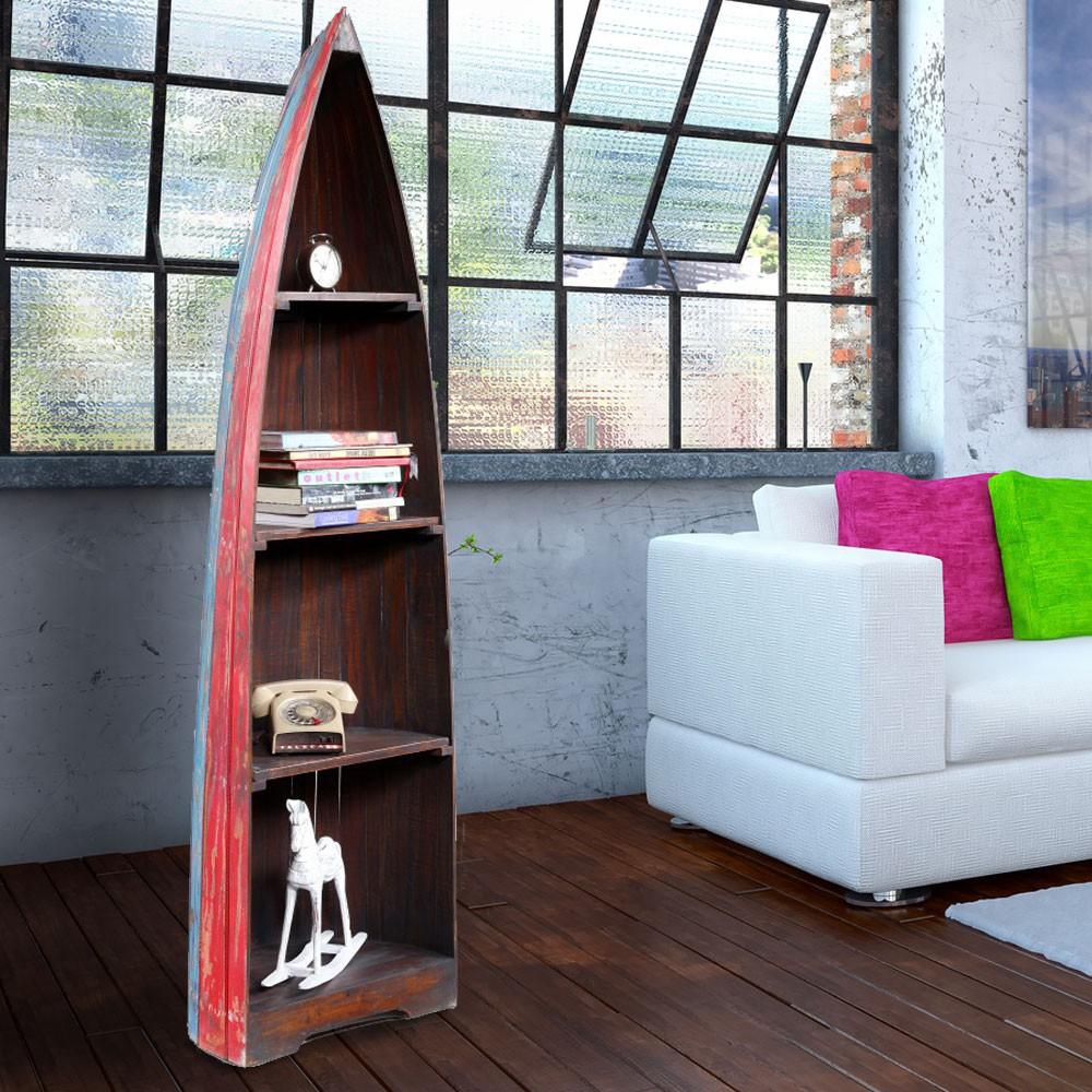 standregal large boat mahagoni lampen m bel m bel regale. Black Bedroom Furniture Sets. Home Design Ideas