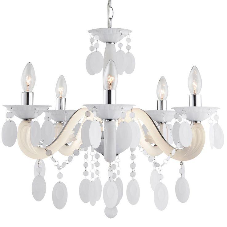 18 watt LED chandelier ceiling chandelier hanging lamp pendant lamp Globo 63132-5 – Bild 10