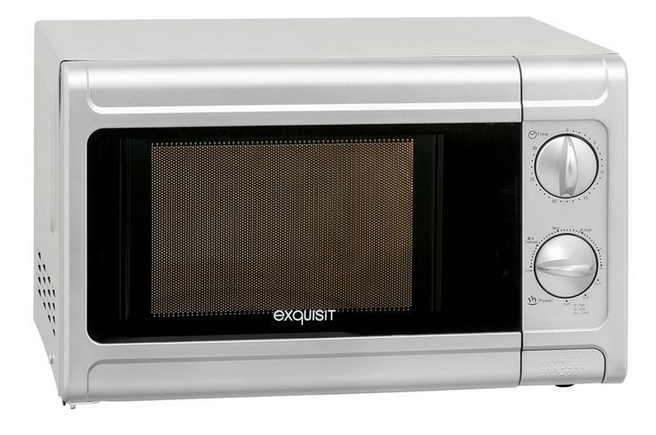 Freestanding microwave 800w electric stove 5 levels Grill machine GGV MW720G_si – Bild 1
