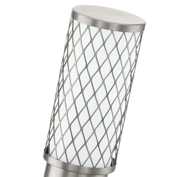 Wall lamp stainless steel Spotlight lighting E27 lamp outdoor IP44 light Eglo 92335 – Bild 6