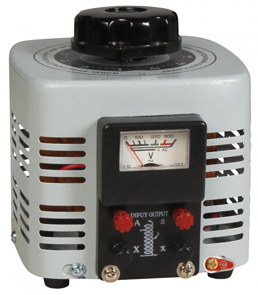 Ringkern-Stelltrafo McPower V-2000