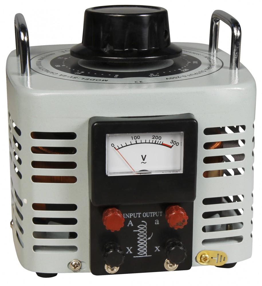 Ringkern-Stelltrafo McPower V-4000 0-250 V 4 A 1.000 W NICHT galvanisch getrennt