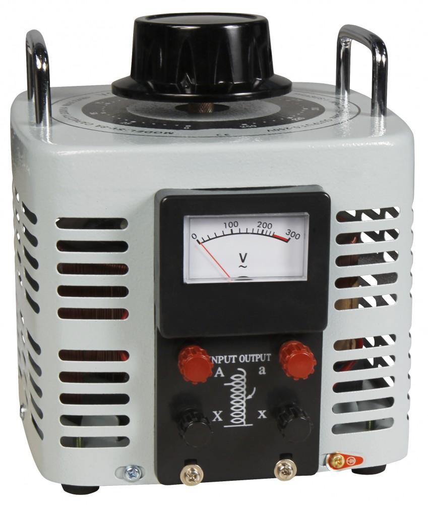 Ringkern-Stelltrafo McPower V-8000 0-250 V 8 A 2.000 W NICHT galvanisch getrennt