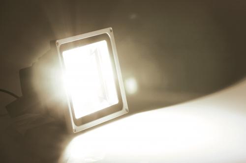 LED-Außenstrahler McShine 30W  IP65 2700Lm 3000K warmweiß – Bild 3