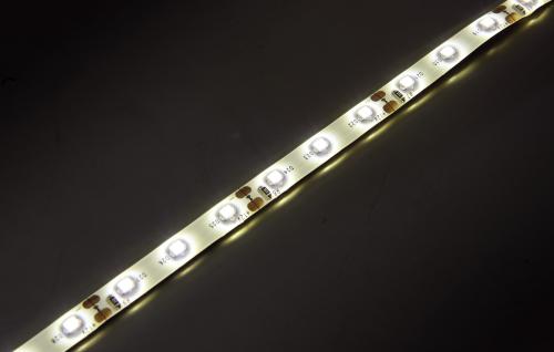 LED-Stripe McShine 5m warmweiß 300 LEDs 12V IP65 selbstklebend – Bild 4