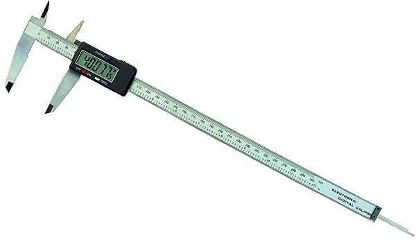 Messschieber McCheck DSL-300 pro 0-300 mm mm/inch-Anzeige