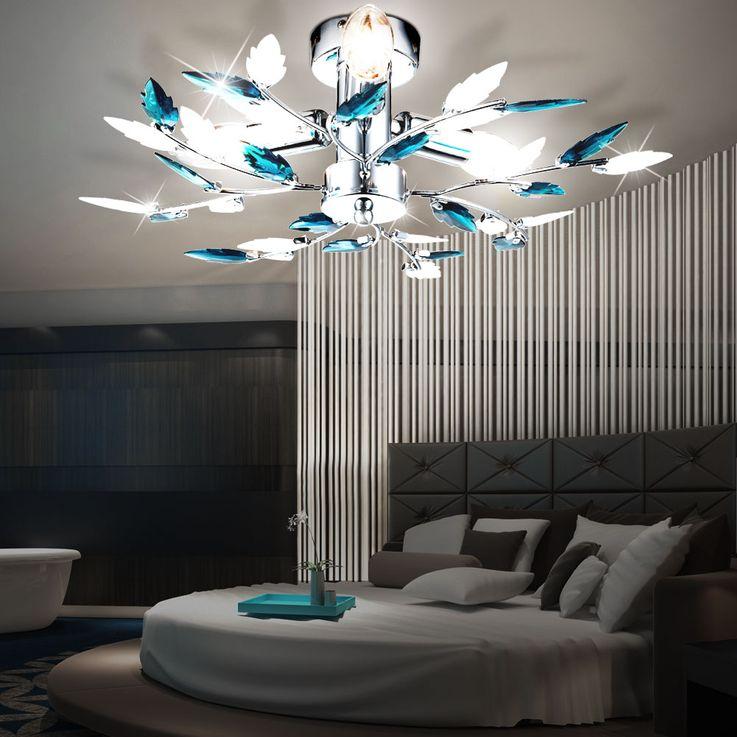 Elegante Deckenleuchte im floralen Design VIDA – Bild 4