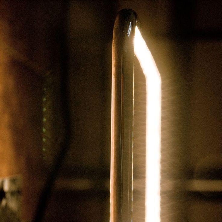 Elegant LED Wand and ceiling light in chrome – Bild 9