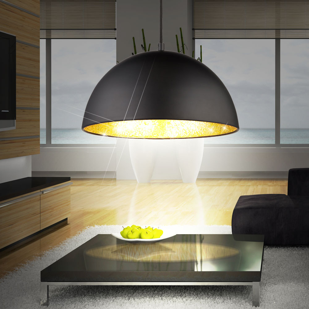 Luxury Pendant Lamp Kitchen Ceiling Light Gold-colored