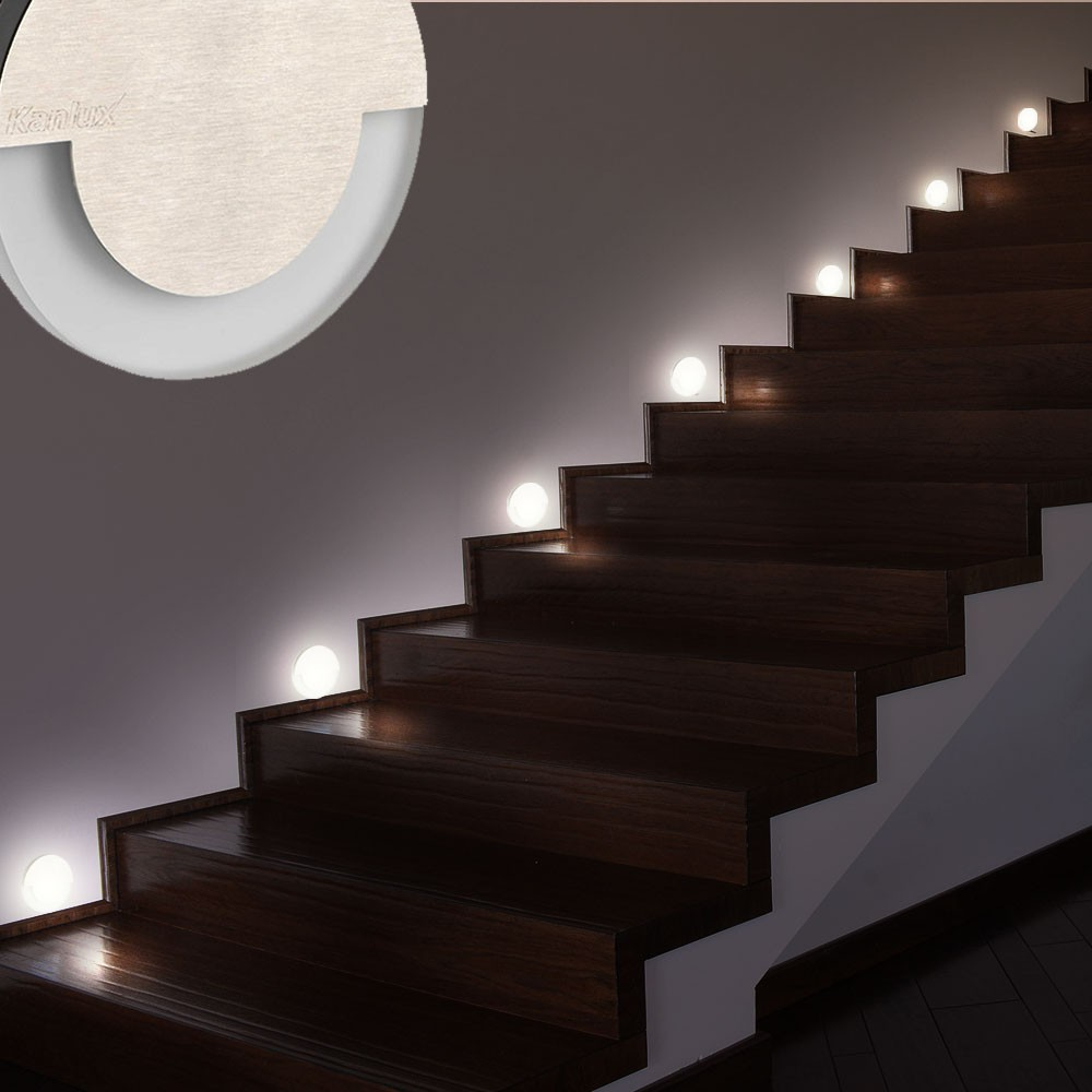 beste von led treppe haus design ideen. Black Bedroom Furniture Sets. Home Design Ideas