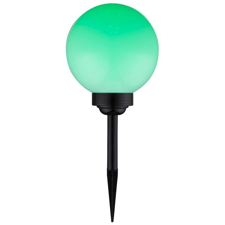 RGB LED Garten Steck Leuchten Farbwechsel Kugel Lampen Außen Beleuchtung – Bild 6