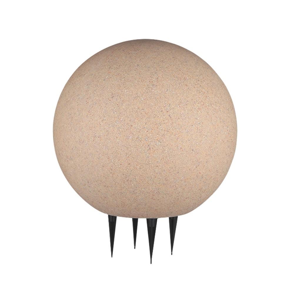 Boule lumineuse luminaire ext rieur pierre v randa jardin for Luminaire exterieur boule