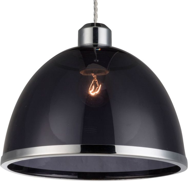 Retro pendant lamp ceiling lamp kitchen table lighting black Globo 15181 – Bild 1