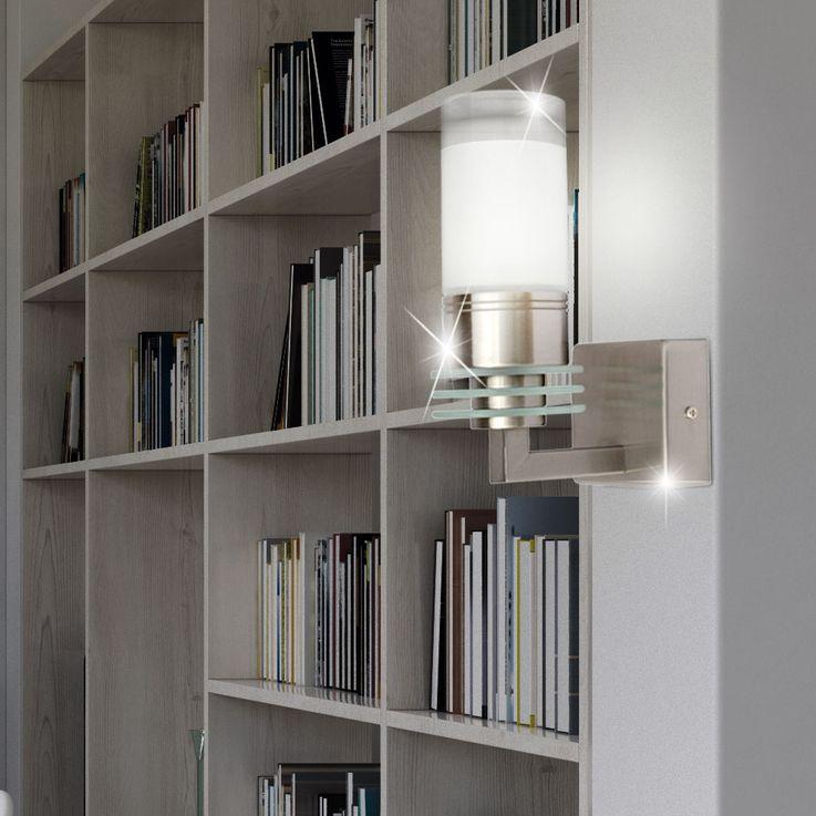 Wall lamp bath room mirror lighting glass lamp spot hallway spotlight IP44 hall  Globo 41520 – Bild 3