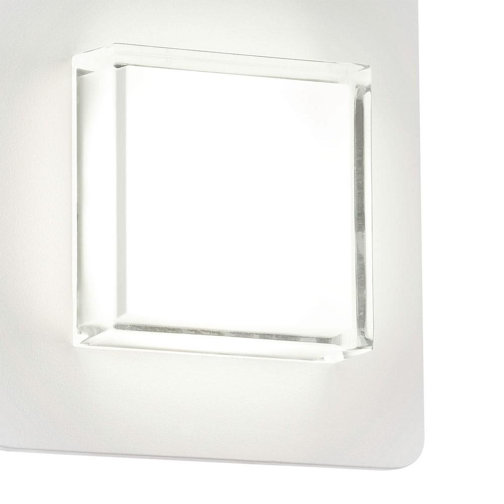 led alu wand down strahler h he 25 cm pias lampen m bel au enleuchten wandbeleuchtung down. Black Bedroom Furniture Sets. Home Design Ideas