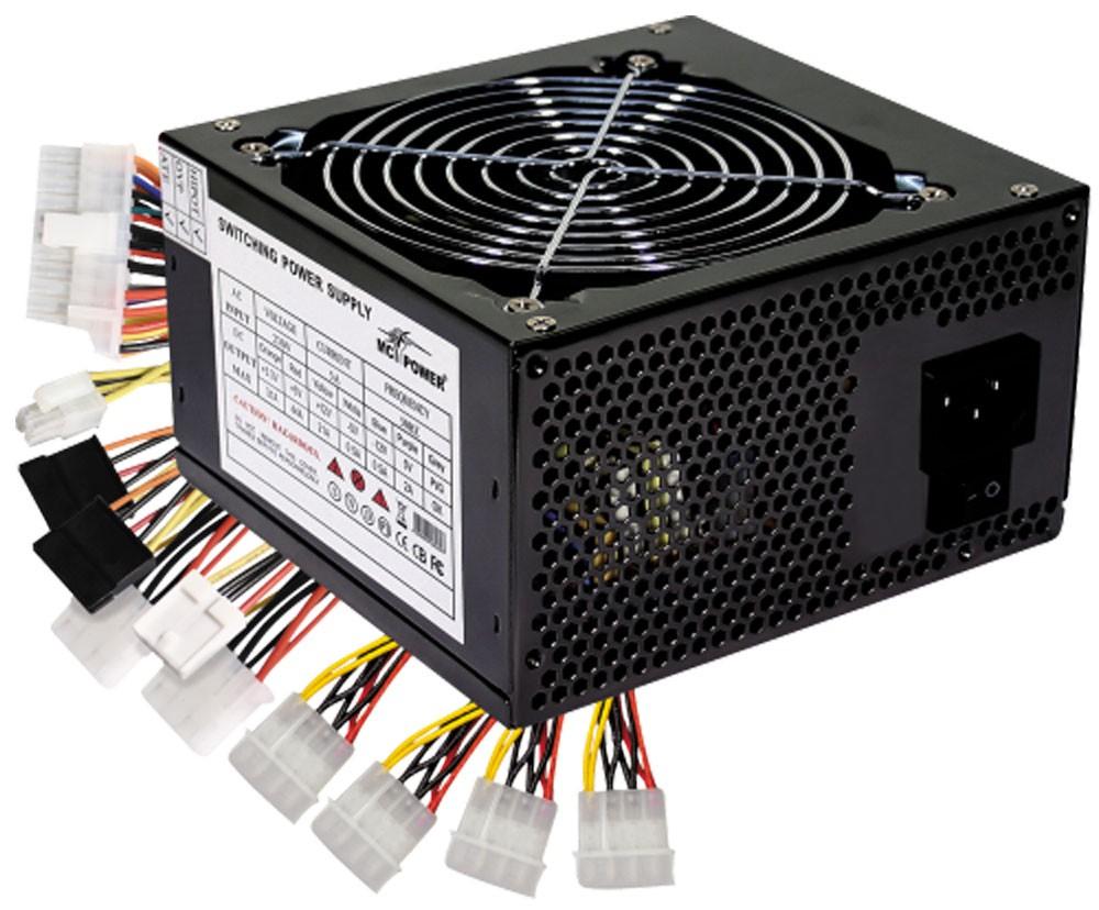 Leistungsstarkes Computer-Netzteil mit 420 Watt Leistung