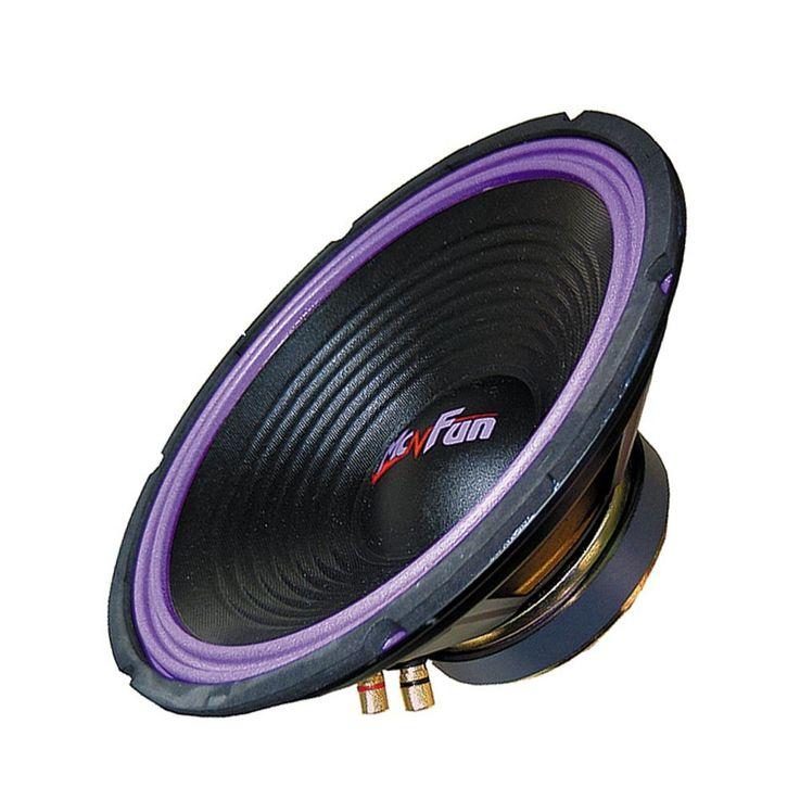 200 Watt Musik Power mit 4 Ohm TC-10 – Bild 2