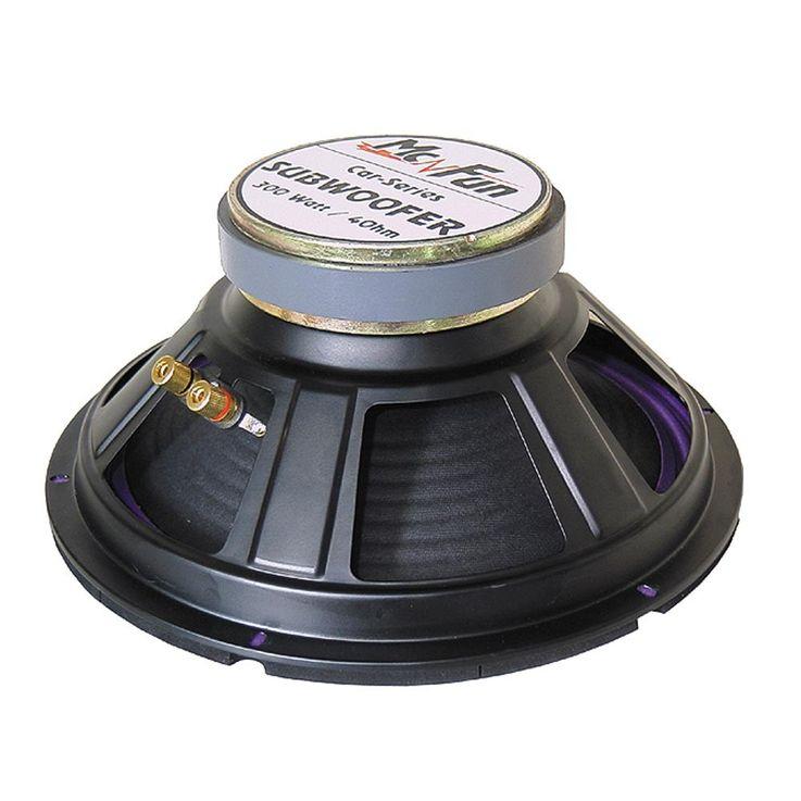 200 Watt Musik Power mit 4 Ohm TC-10 – Bild 3