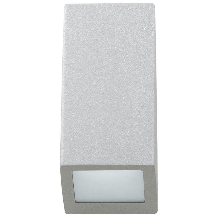 Set of 2 5 watt LED robust wall lights for outdoor use – Bild 8