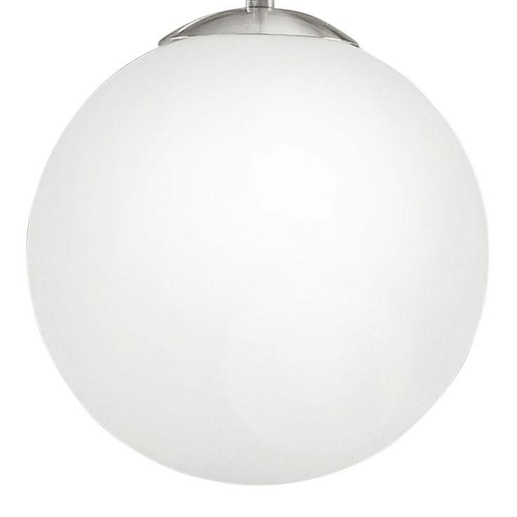 7 Watt LED Pendel Decken Leuchte Kugel Glas Wohnraum Loft Hänge Lampe EEK A+ Eglo 93198 – Bild 5