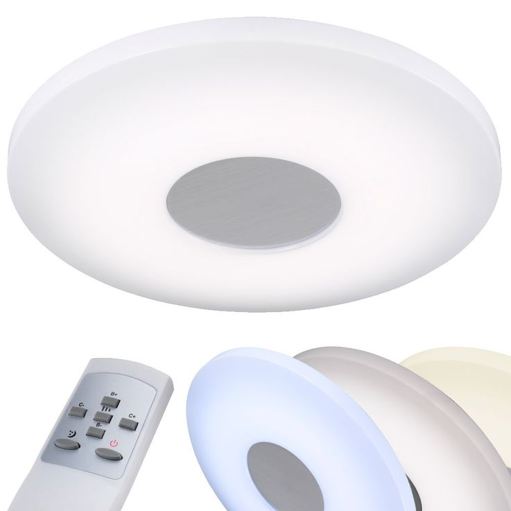 LED ceiling lamp with versatile features – Bild 1