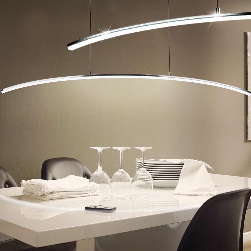 Éclairage Suspension Salle Verre Led Cuisine Lustre Manger Lampe Á Watts 14 Del iuZXkP