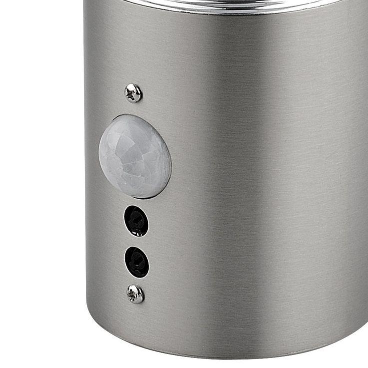LED wall outdoor light sensor motion detector Spotlight stainless steel lamp BT1103a_up_pir – Bild 9