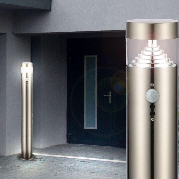 LED Außen Steh Leuchte Bewegungsmelder Eingang Beleuchtung Stand Lampe BT1003a_H1.1_pir – Bild 7