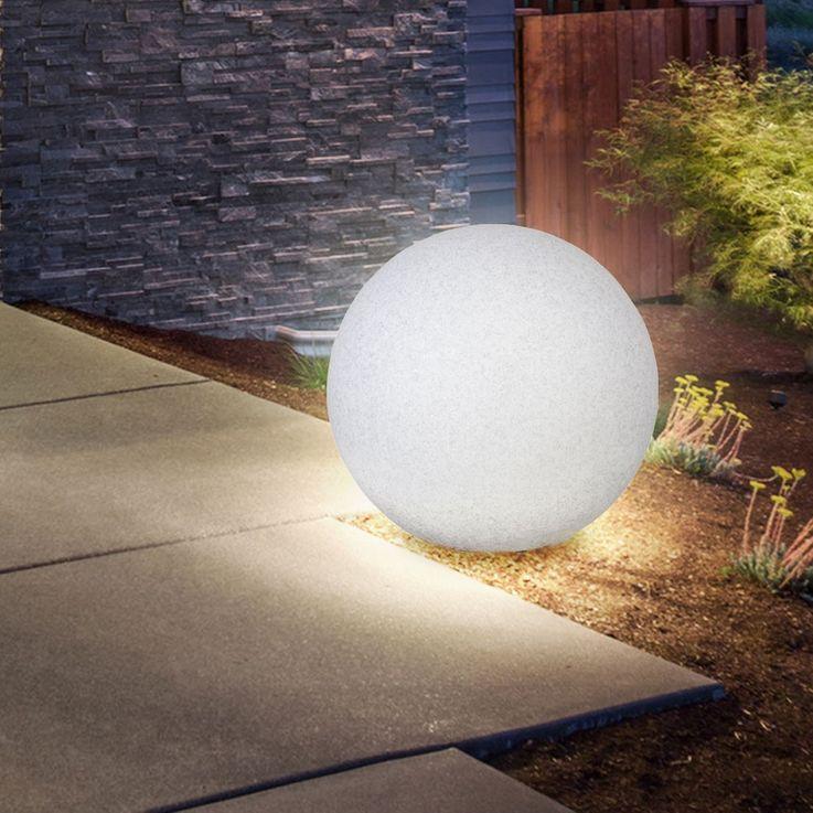 Elegante LED Leuchtkugel für den Außenbereich – Bild 10
