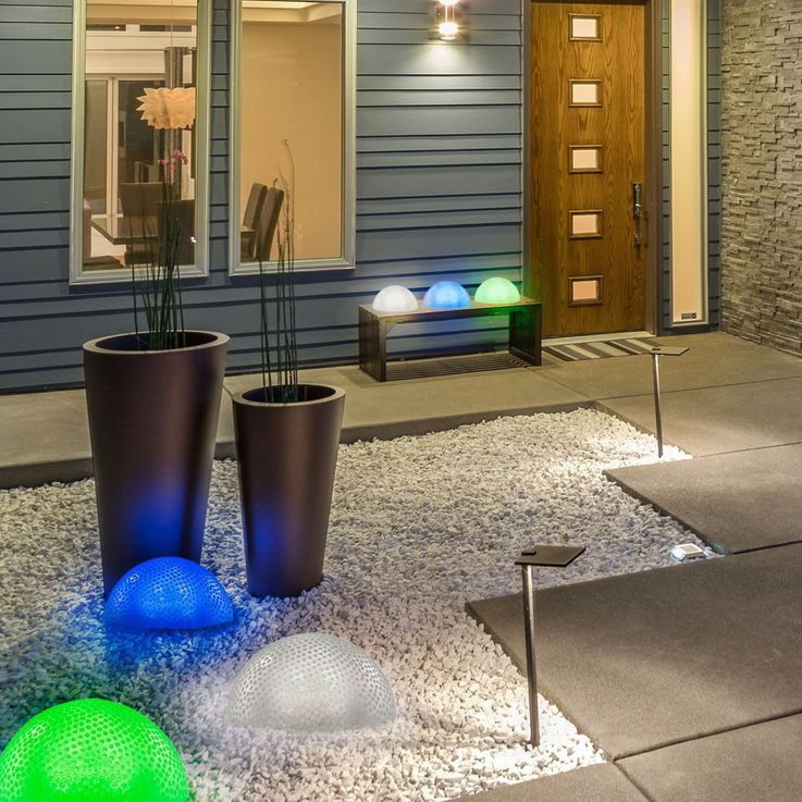 18 elegant LED lights for outdoor use – Bild 4