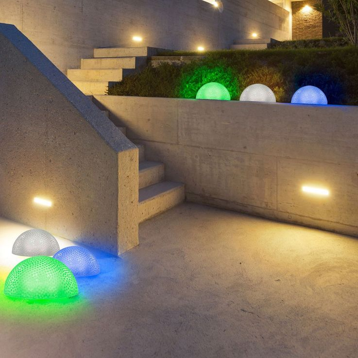 18 elegant LED lights for outdoor use – Bild 6