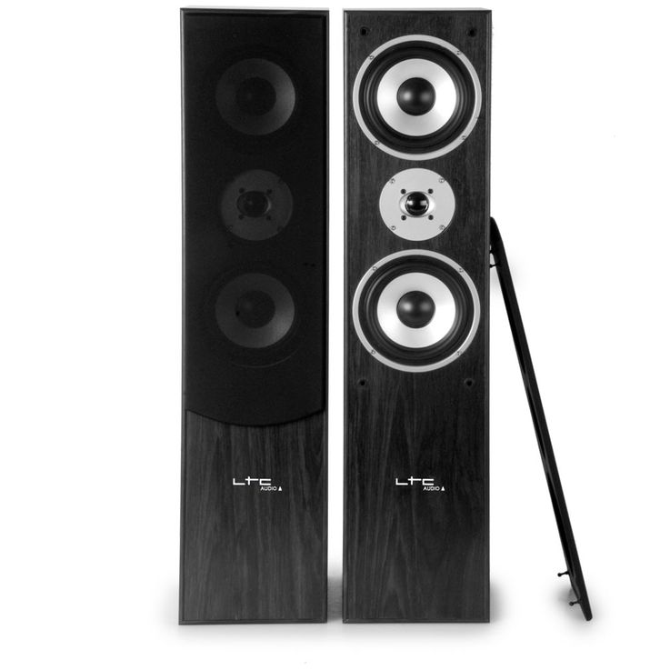 Hifi Heimkino Musikanlage Bluetooth USB MP3 Verstärker Standboxen HIFI-Premium 6 – Bild 3