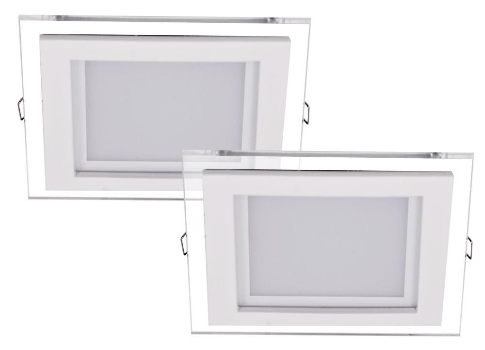 2er Set LED Spot Einbaustrahler für die Küche Paulmann