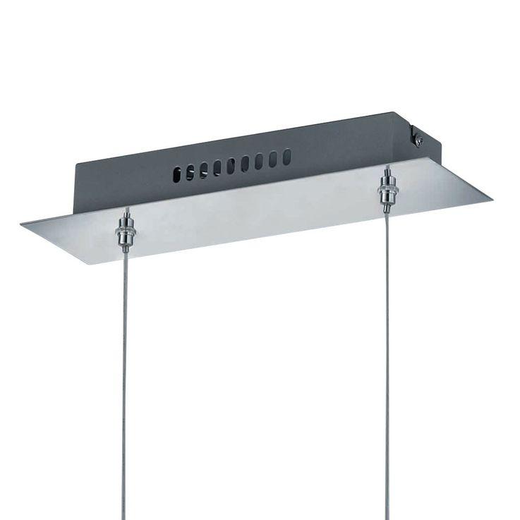 Hochwertige Pendellampe mit Osram LED Leuchtmittel TITANUS – Bild 6