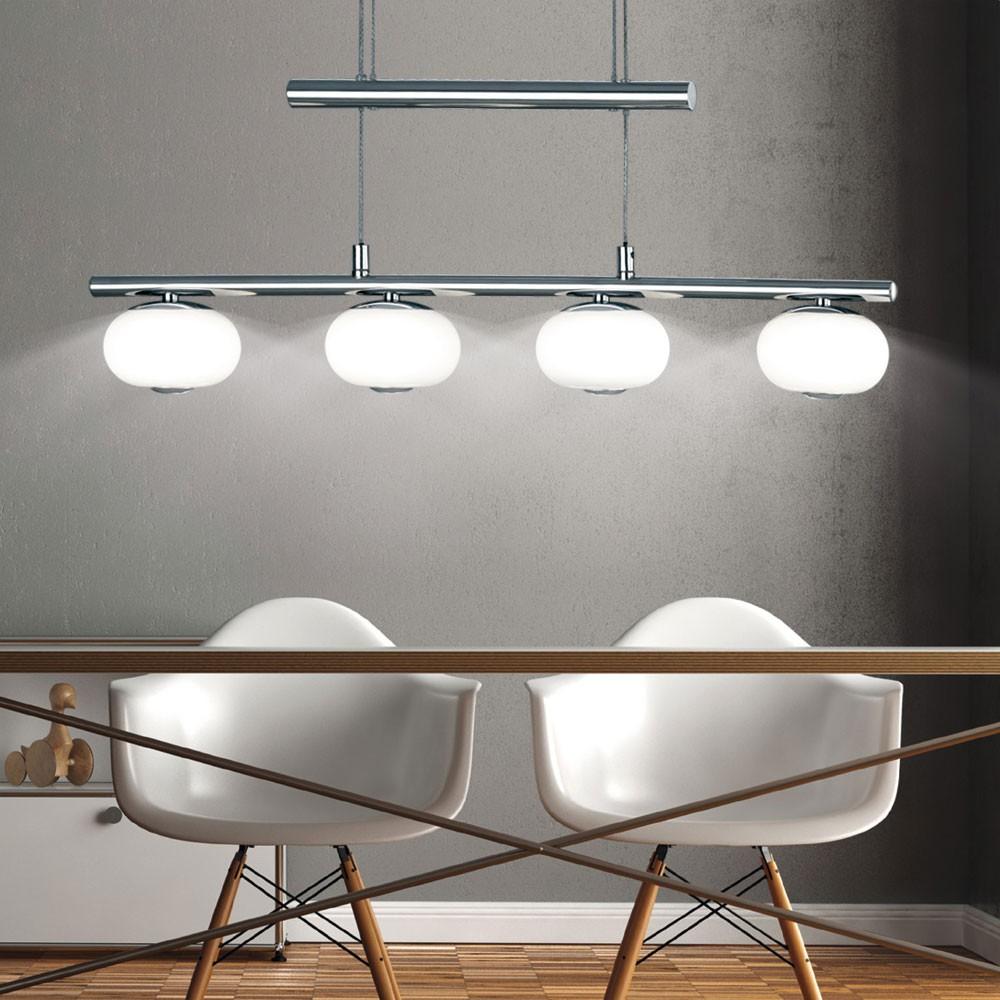 led pendel leuchte 20 watt decken beleuchtung h henverstellbar theke strahler ebay. Black Bedroom Furniture Sets. Home Design Ideas