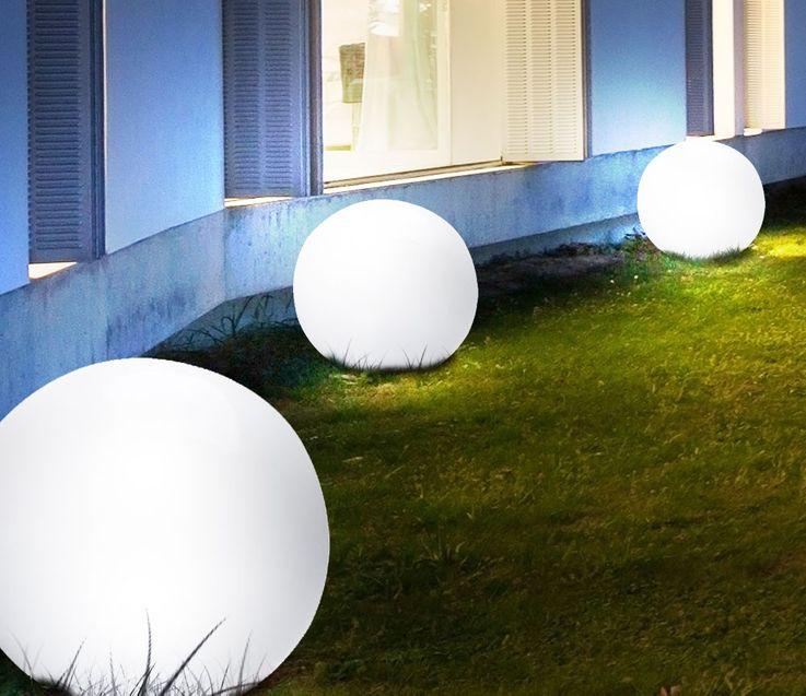 RGB LED Leuchte für den Außenbereich – Bild 10