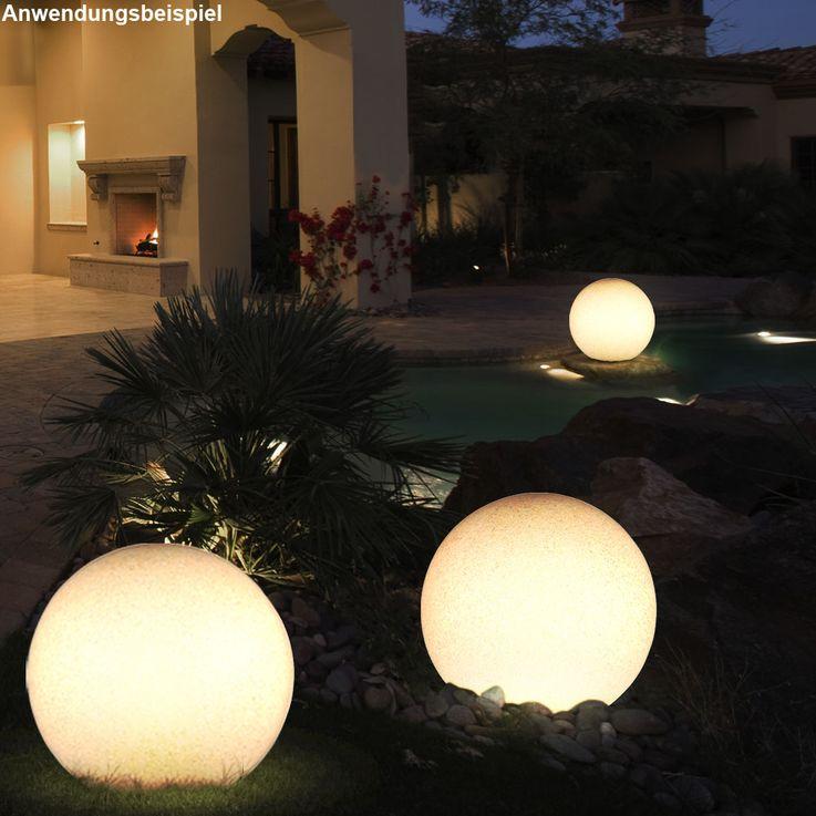 RGB LED Leuchtkugel für den Außenbereich – Bild 7