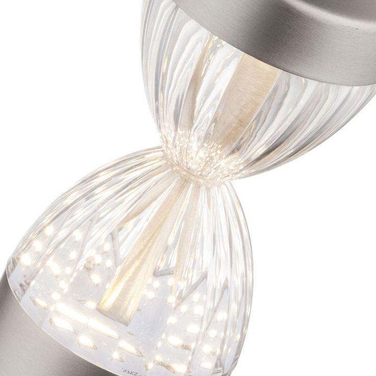 Design LED outdoor area wall lamp garden patio lamp UP spotlight Globo 34005W – Bild 4