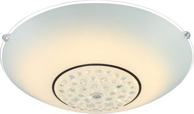 Traditionelle LED Deckenlampe Globo 48175-18 – Bild 1